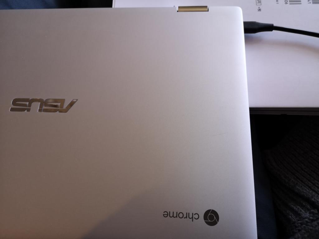 ASUS Chromebook USC Type-C