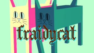 FraidyCat Logo