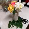 仏壇用のバラ