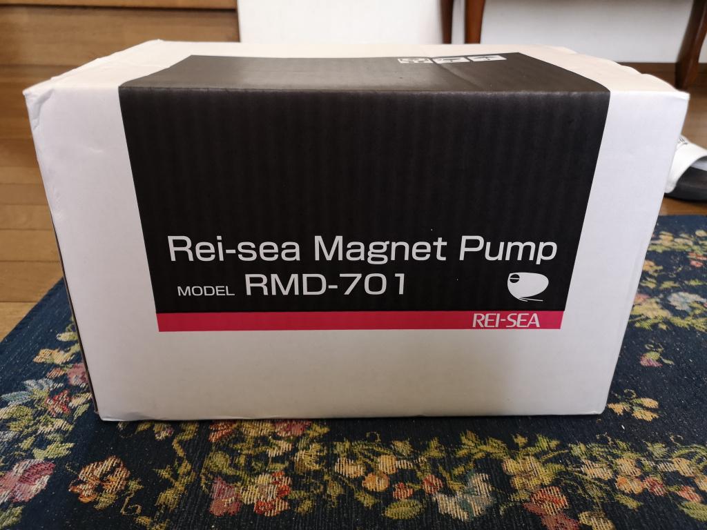 レイシーマグネットポンプ RMD-701