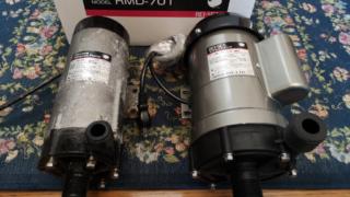 レイシー「RMD-401」と「RMD-701」
